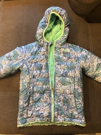 Kids north face Reversible jacket  Melrose Park, 60160