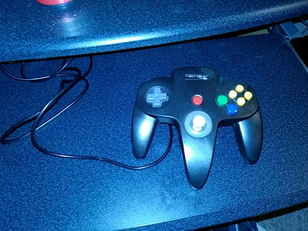 N64 Corded USB controller