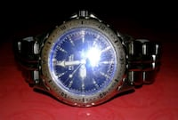 NEW PRICE MENS FOSSIL BLUE WATCH Pickering, L1V