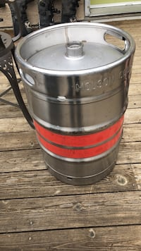 Stainless steel keg 58 L $100 firm  [TL_HIDDEN]  Sherwood Park, T8A 1G4