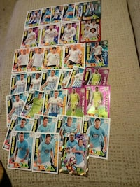 50 Cromos Adrenalyn 2016-2017 Cantillana, 41320