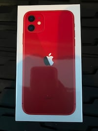 Red IPhone 11 64 GB T-Mobile