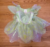 12-18 Month Old Kids Disney Tinkerbell Costume for Baby Halloween Columbia