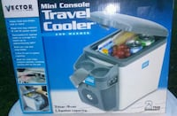 New in box travel cooler/warmer car refrigerator  Madison, 53713
