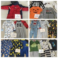 Size 5 boys clothes sold as lot Arlington, 22205
