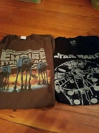 2 star wars shirts Westminster, 21158
