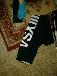 black and white Adidas sweat pants Parker, 80134