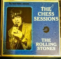 Rolling Stones Chess Sessions CD Phoenix, 85022