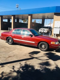 2001 Ford Crown Victoria Police Interceptor P71 New Orleans
