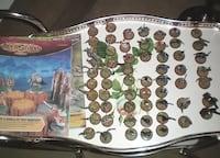 Heroscape Rise of the Valkyrie Master Set by Milton Bradley French Edition - Made in France London