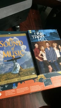 The sound of music and season three of one tree hill dollar each