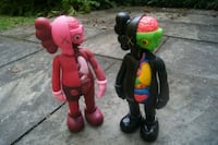 Kaws Dissected Companions  Bethesda