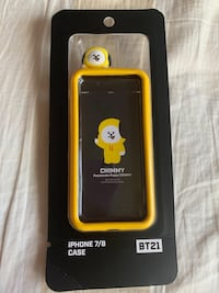 BT21 Chimmy Phone Case Mississauga, L5M 5T9