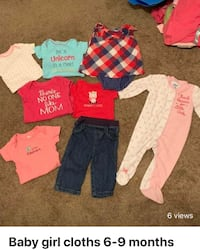 toddler's assorted-color clothes lot Charlotte, 28217