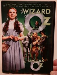 The Wizard of Oz 2-disc dvd set