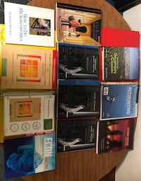 Perfect Condition Textbooks!! Mississauga, L5N 2B4