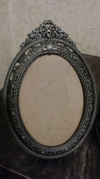 Silver picture frame GREENWOOD