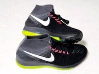 WOMEN'S SIZE 8.5: NIKE ZOOM ALL OUT FLYKNIT RUNNING SHOES!!
