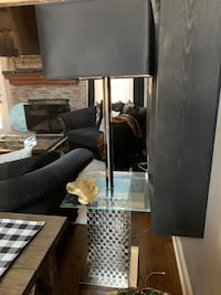 Floor lamp/table American signature