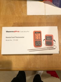ThermPro Wireless Remote meat thermometer grill smoker  Oklahoma City, 73012