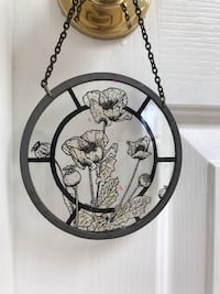 Vintage stained glass decor  Vancouver