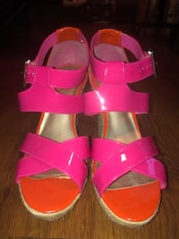 Pink Mules from Guess - Size 8 Laval, H7L 5V2