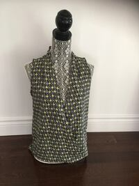 BNWT Sheer Front Wrap Blouse Mississauga, L4Z 4A1
