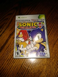 Nintendo 3DS Sonic the Hedgehog game case Los Angeles, 90002