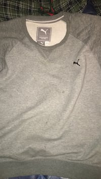 Puma crew neck  Cambridge, N3E 6V8