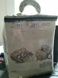 Cart and high chair cover 642 mi