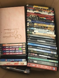 Lot of 35 DVDs various titles Lehigh Acres, 33971