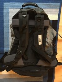 The North Face Backpack 55L Bergen, 5004