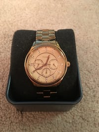 Fossil Rose Gold Watch Toronto, M5J