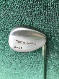 Texas Wedge R-61, 61 Degree Loft Lob Wedge