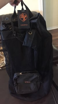 Scuba gear backpack