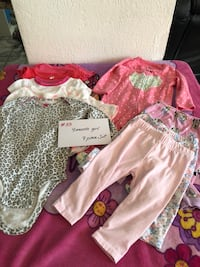 Bundle 9month girl set  Sacramento, 95824