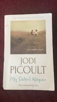 My Sister's Keeper, Jodi Picoult New York, 10310