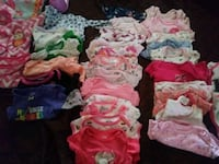 baby's assorted-color clothes lot Anaheim, 92807