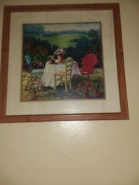 Wall Picture Frame- Gorgeous dining room wall deco New York, 10025