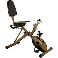 black and gray stationary bike Arlington, 22202
