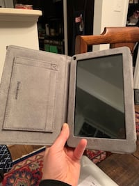 Kindle Fire with Brookstone case Alexandria, 22304