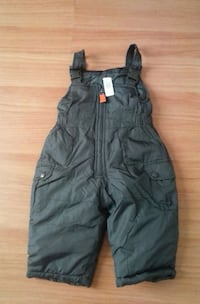 Carter's size 12 months snow suit Hampton
