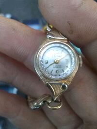 16 jewels womens retiree watch Vancouver, V6B 2K8