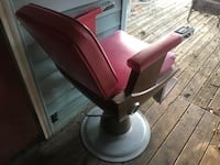 black and red swivel chair Darlington, 29532