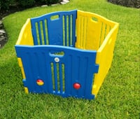 Kids Zone Play Pen  Tomball