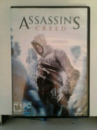 Assassin's Creed 2 DVD case Kitchener, N2R 0Y7