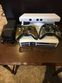 320 gb Xbox 360 full set up for all your gaming needs