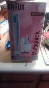 Braun Multi quick blender an chopper Cincinnati, 45241