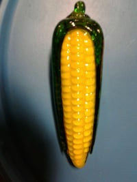 Vintage glass corn  Franklin, 53132