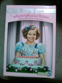 Shirley Temple America's sweetheart collection Kitchener